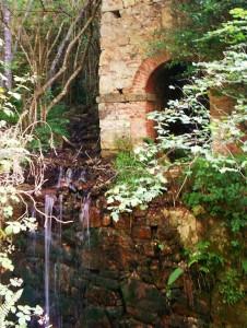 Instalaciones de las antiguas minas / Foto de Spanish Steps