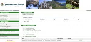 Sede electrónica del ayuntamiento de Somiedo