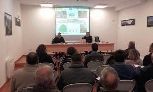 Presentación del proyecto en Bárzana