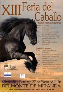 feria caballo belmonte