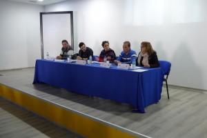Un momento de la presentación / Foto de Blanca M. García