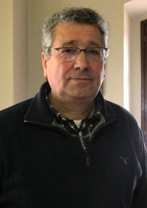Ovidio García, alcalde de Quirós