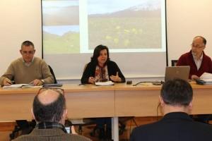 Manuel Calvo, María Jesús Álvarez y