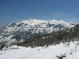 La sierra del Aramo (foto de Toño Huerta)