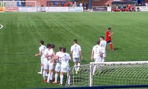 Último encuentro con el Astur / Foto de Fútbol Asturiano.es