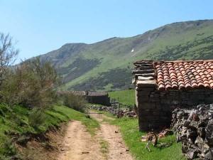 Subida al Picu Michu / Foto de Montes de Asturias