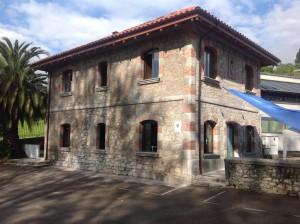 El edificio desde el exterior