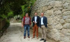 muro villanueva inauguracion