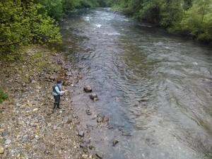 pesca rio trubia