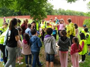La Asociación de Niños Hiperactivos del Principado visita el Museo de la Prehistoria