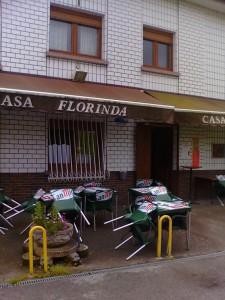 La charla será en el restaurante Casa Florinda