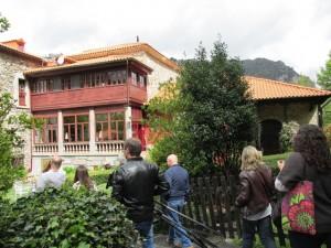 Hotel Flórez Estrada en Somiedo
