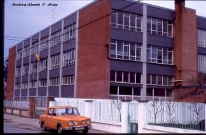 El instituto en 1982