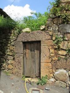 Casa en ruinas en Villabre