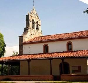 Iglesia de San Miguel de Báscones
