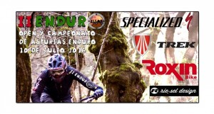 El Campeonato de Enduro de Asturias llega a Callezuela