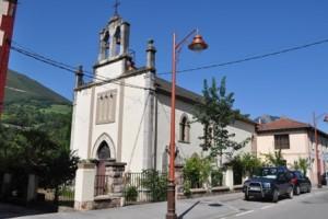 iglesia de bárzana