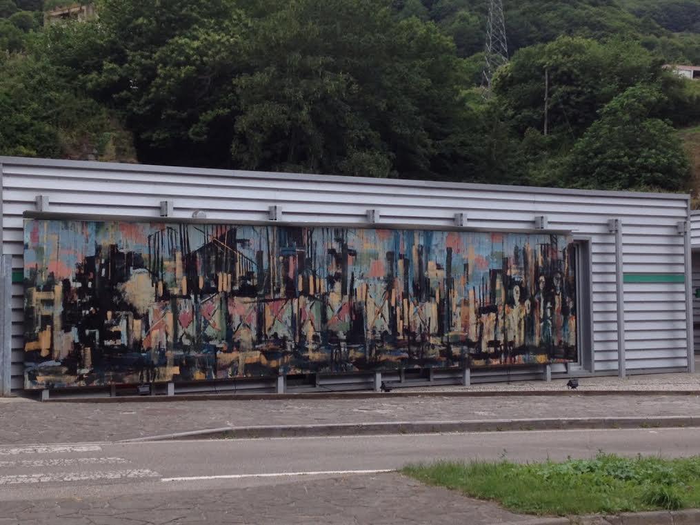 pintura museo etnografico quiros