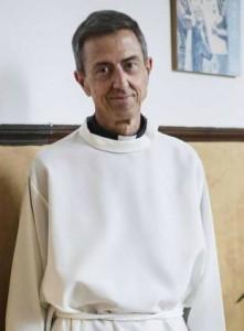 Rafael Giménez, nuevo sacerdote del Arciprestazgo del Fresno