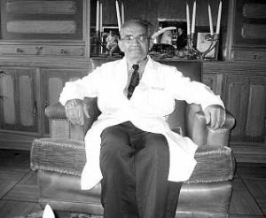 El conocido médico / Foto de FSSA-CCOO