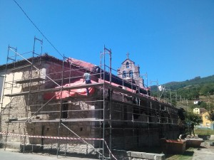 obras iglesia trubia