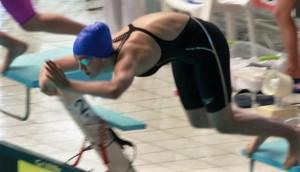 alba-nadadora