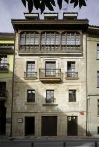 Sede de la Sindicatura de Cuentas en Oviedo