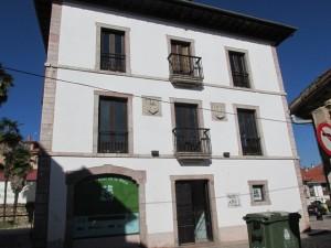 Palacio Fontela, sede del Camín Real en Grado