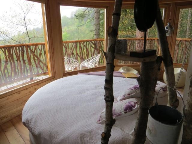 Las cabañas en árboles de Grado tendrán 120 metros con sala, cocina ...
