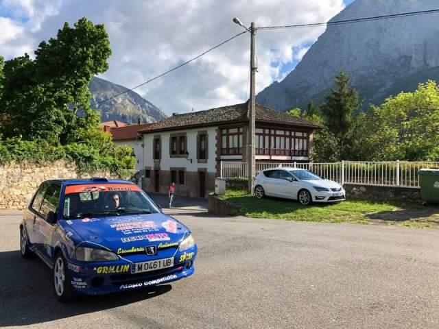 Arranca El Rallysprint De Teverga, Con 69 Pilotos