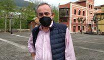 Roberto Suárez, experto en historia de la Fábrica de Armas/Inés Paniagua